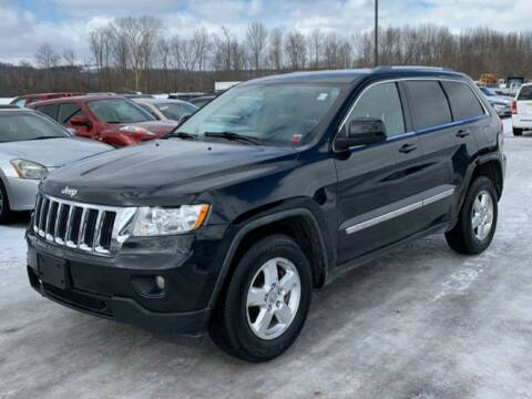2012 Jeep Grand Cherokee for sale at GLOVECARS.COM LLC in Johnstown NY