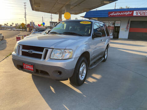 2001 Ford Explorer Sport for sale at Top Quality Auto Sales in Redlands CA