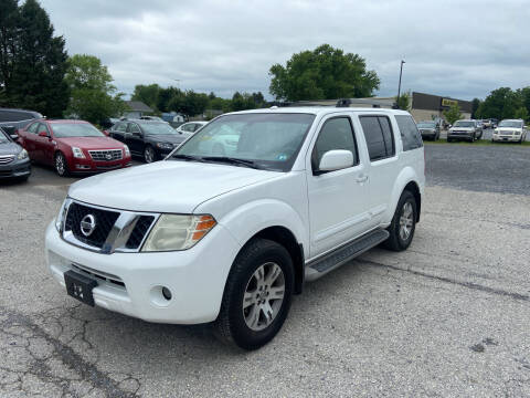 2010 Nissan Pathfinder for sale at US5 Auto Sales in Shippensburg PA