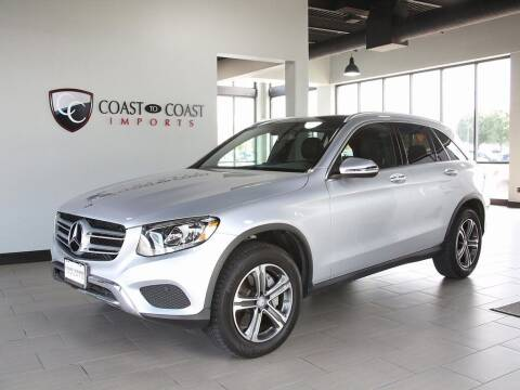 2017 Mercedes-Benz GLC for sale at Coast to Coast Imports in Fishers IN