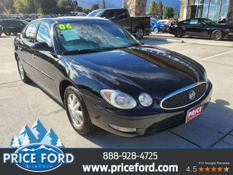 2006 Buick LaCrosse for sale at Price Ford Lincoln in Port Angeles WA