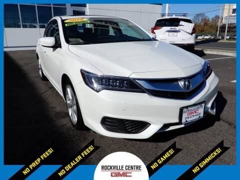 2018 Acura ILX for sale at Rockville Centre GMC in Rockville Centre NY