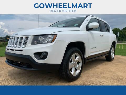 2017 Jeep Compass for sale at GOWHEELMART in Leesville LA