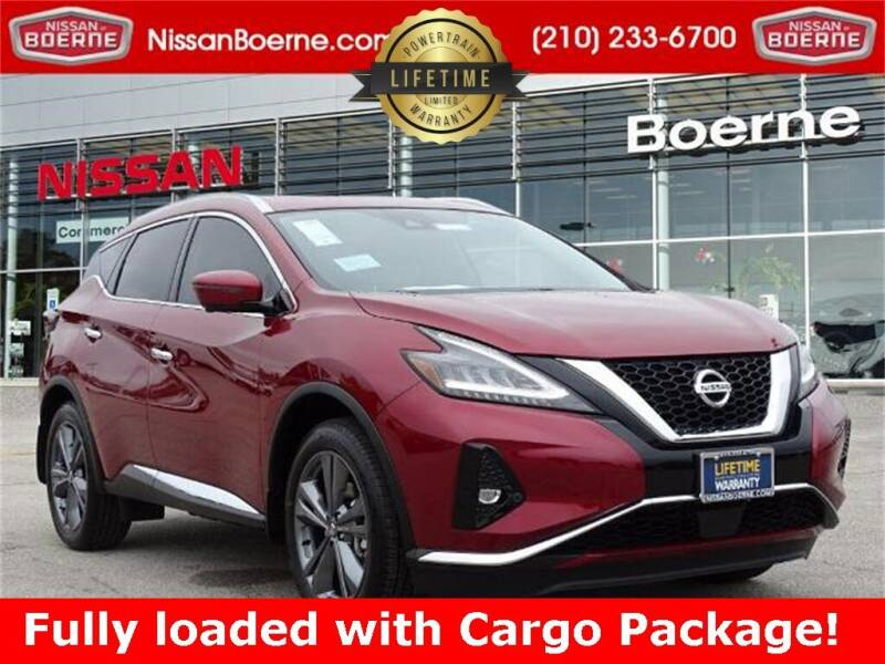 2021 Nissan Murano for sale in Boerne, TX