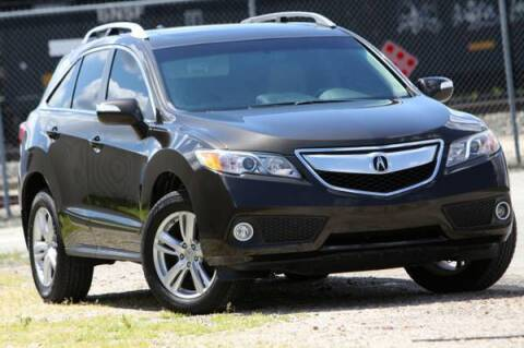 2014 Acura RDX for sale at MGM Motors LLC in De Soto KS