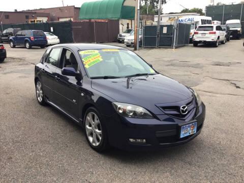 2008 Mazda MAZDA3 for sale at Adams Street Motor Company LLC in Boston MA