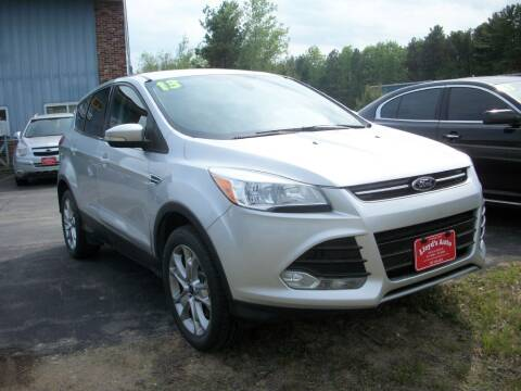 2013 Ford Escape for sale at Lloyds Auto Sales & SVC in Sanford ME