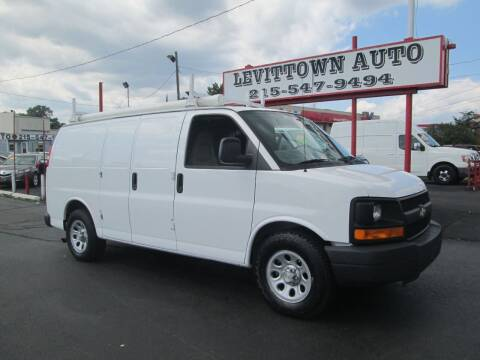 2009 Chevrolet Express Cargo for sale at Levittown Auto in Levittown PA