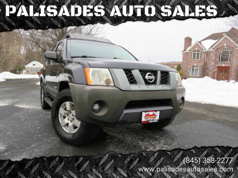 2005 Nissan Xterra for sale at PALISADES AUTO SALES in Nyack NY