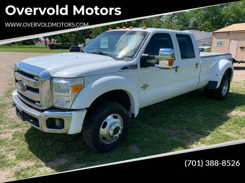 2013 Ford F-450 Super Duty for sale at Overvold Motors in Detriot Lakes MN
