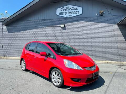 2009 Honda Fit for sale at Collection Auto Import in Charlotte NC