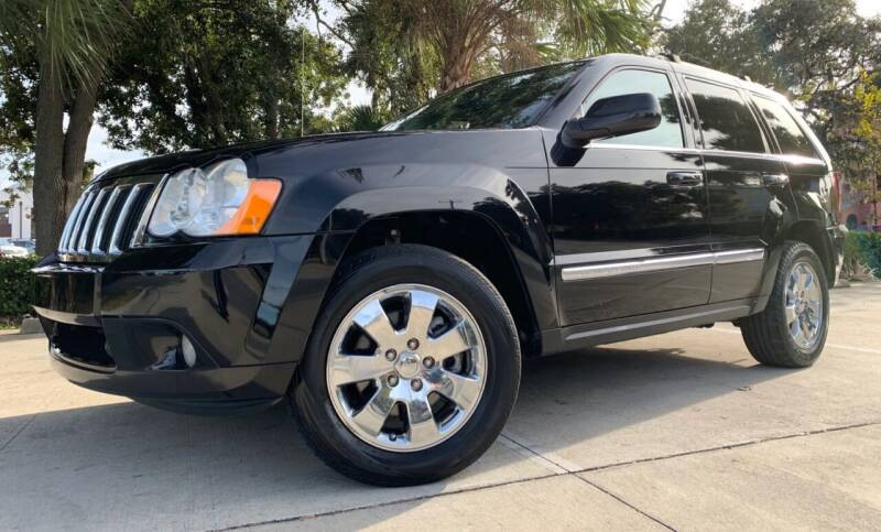 2008 Jeep Grand Cherokee for sale at PennSpeed in New Smyrna Beach FL
