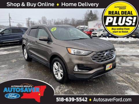 2019 Ford Edge for sale at Autosaver Ford in Comstock NY
