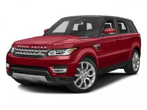 2016 Land Rover Range Rover Sport for sale at TRAVERS GMT AUTO SALES - Traver GMT Auto Sales West in O Fallon MO
