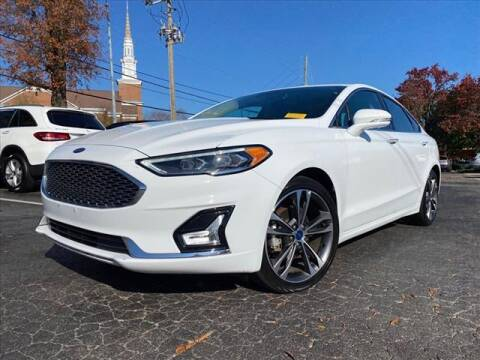 2019 Ford Fusion for sale at iDeal Auto in Raleigh NC
