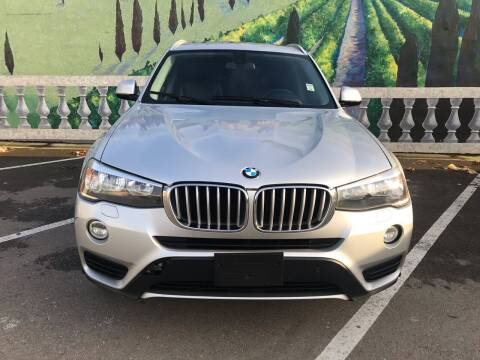 2016 BMW X3 for sale at Star One Motors in Hayward CA