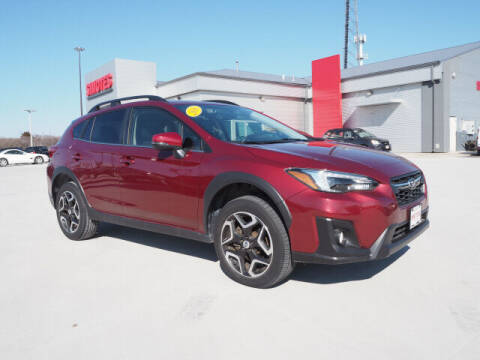 2018 Subaru Crosstrek for sale at SIMOTES MOTORS in Minooka IL