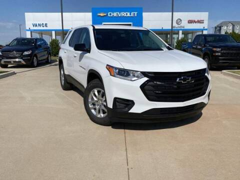 2020 Chevrolet Traverse for sale at Vance Fleet Services in Guthrie OK