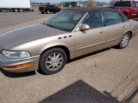 2005 Buick Park Avenue for sale at Kull N Claude in Saint Cloud MN