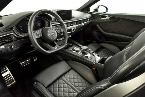 2018 Audi S5 for sale at CU Carfinders in Norcross GA
