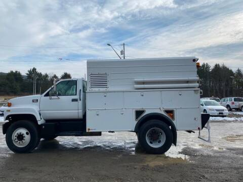 2002 GMC C7500 for sale at Upstate Auto Sales Inc. in Pittstown NY
