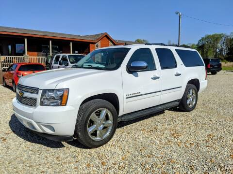 2012 Chevrolet Suburban for sale at Delta Motors LLC in Jonesboro AR