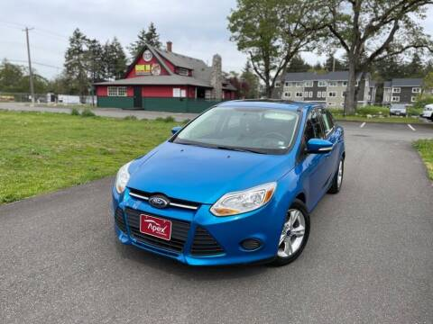 2014 Ford Focus for sale at Apex Motors Parkland in Tacoma WA