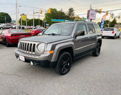 2012 Jeep Patriot for sale at LotOfAutos in Allentown PA