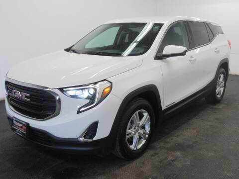 2018 GMC Terrain for sale at Automotive Connection in Fairfield OH