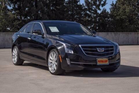 2015 Cadillac ATS for sale at Chevrolet Buick GMC of Puyallup in Puyallup WA