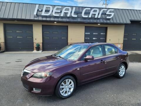 2008 Mazda MAZDA3 for sale at I-Deal Cars in Harrisburg PA