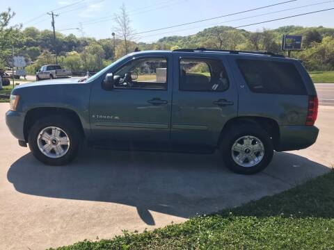 2009 Chevrolet Tahoe for sale at HIGHWAY 12 MOTORSPORTS in Nashville TN
