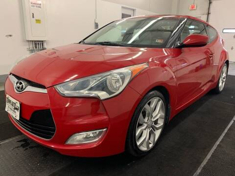 2012 Hyundai Veloster for sale at TOWNE AUTO BROKERS in Virginia Beach VA