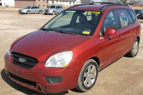 2008 Kia Rondo for sale at We Finance Inc in Green Bay WI
