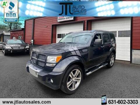 2011 Dodge Nitro for sale at JTL Auto Inc in Selden NY