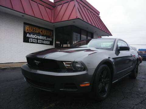 2010 Ford Mustang for sale at Auto Credit LLC in Milford OH