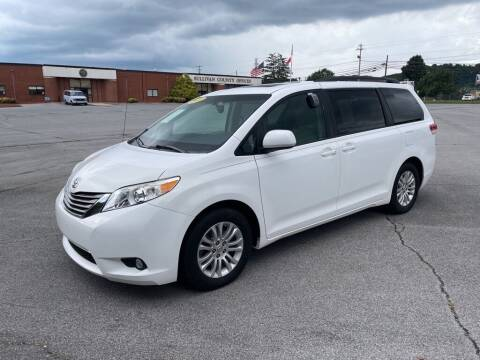 2011 Toyota Sienna for sale at Carl's Auto Incorporated in Blountville TN