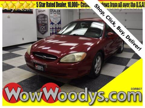 2003 Ford Taurus for sale at WOODY'S AUTOMOTIVE GROUP in Chillicothe MO