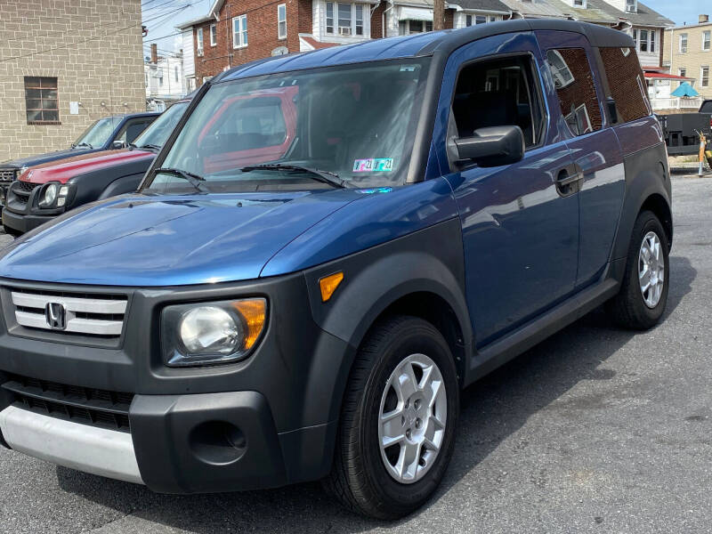 2007 Honda Element for sale at Centre City Imports Inc in Reading PA