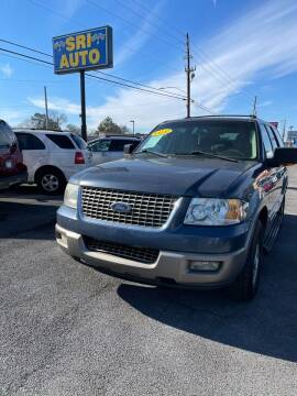 2003 Ford Expedition for sale at SRI Auto Brokers Inc. in Rome GA
