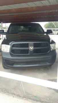 2013 RAM Ram Pickup 1500 for sale at Kann Enterprises Inc. in Lovington NM