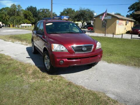 2005 Kia Sorento for sale at Perez & Associates Auto Inc in Kissimmee FL