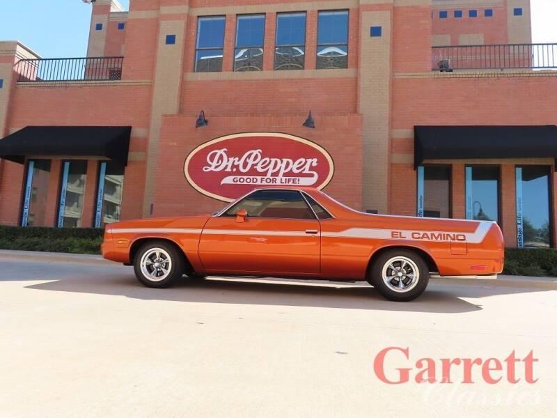 1983 Chevrolet El Camino for sale at Garrett Classics in Lewisville TX