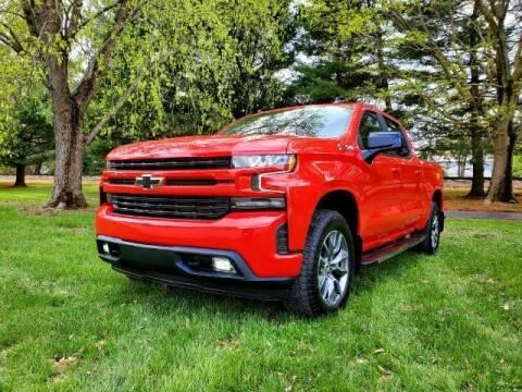 2021 Chevrolet Silverado 1500 for sale at Clark Chevrolet in Cayuga IN
