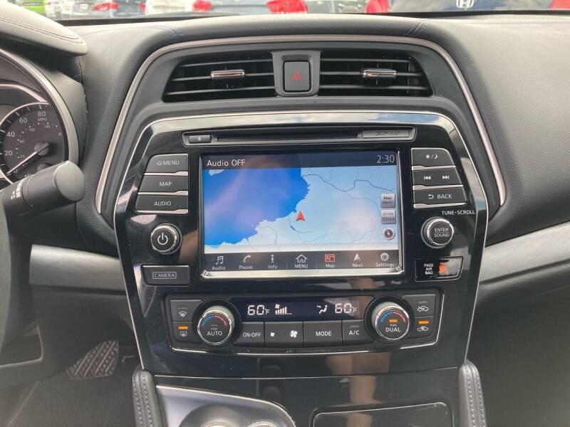 2017 Nissan Maxima 3.5 S 4dr Sedan - Houston TX