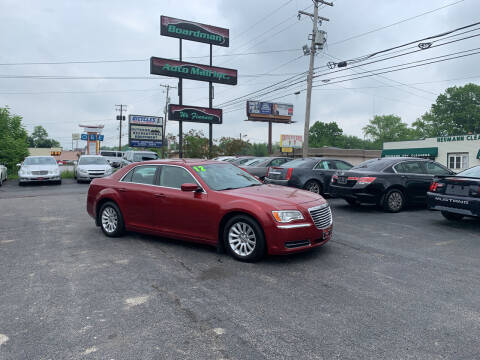 2012 Chrysler 300 for sale at Boardman Auto Mall in Boardman OH