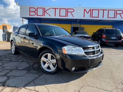 2010 Dodge Avenger for sale at Boktor Motors in Las Vegas NV