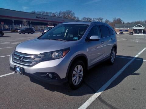 2013 Honda CR-V for sale at B&B Auto LLC in Union NJ