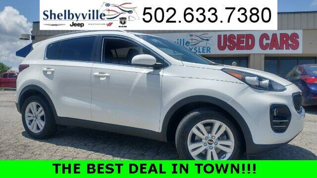 2019 Kia Sportage for sale in Shelbyville, KY