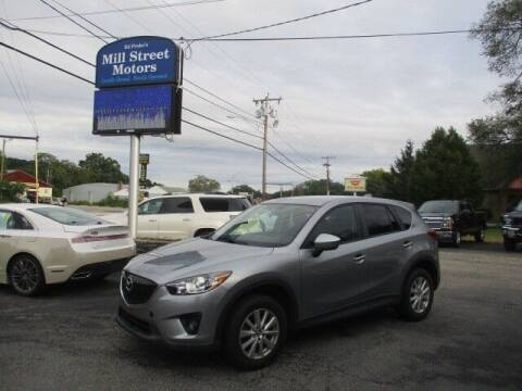 2014 Mazda CX-5 for sale at Mill Street Motors in Worcester MA